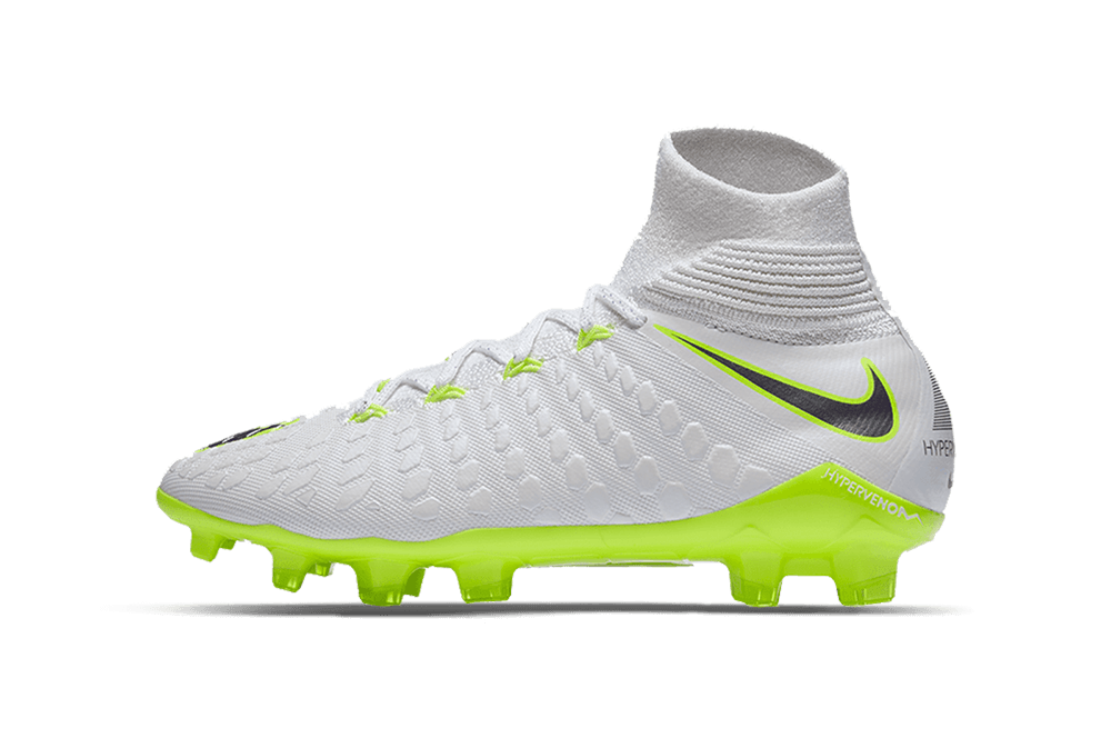 K b Nike Hypervenom Phantom 3 Academy DF FG 'Just Do It