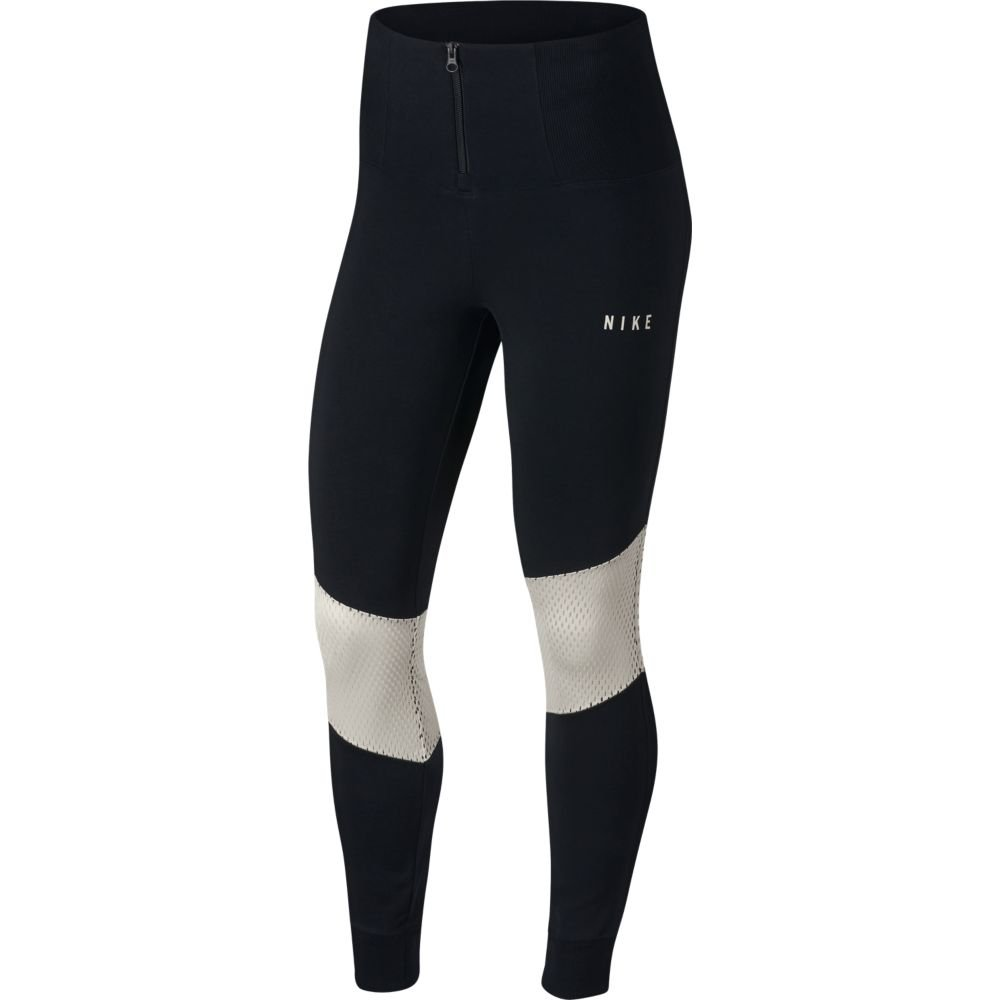 spodnie nike wmns nsw essential legging mesh (893663-011)