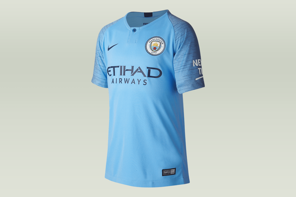 18 19 Bluza Nike Man City