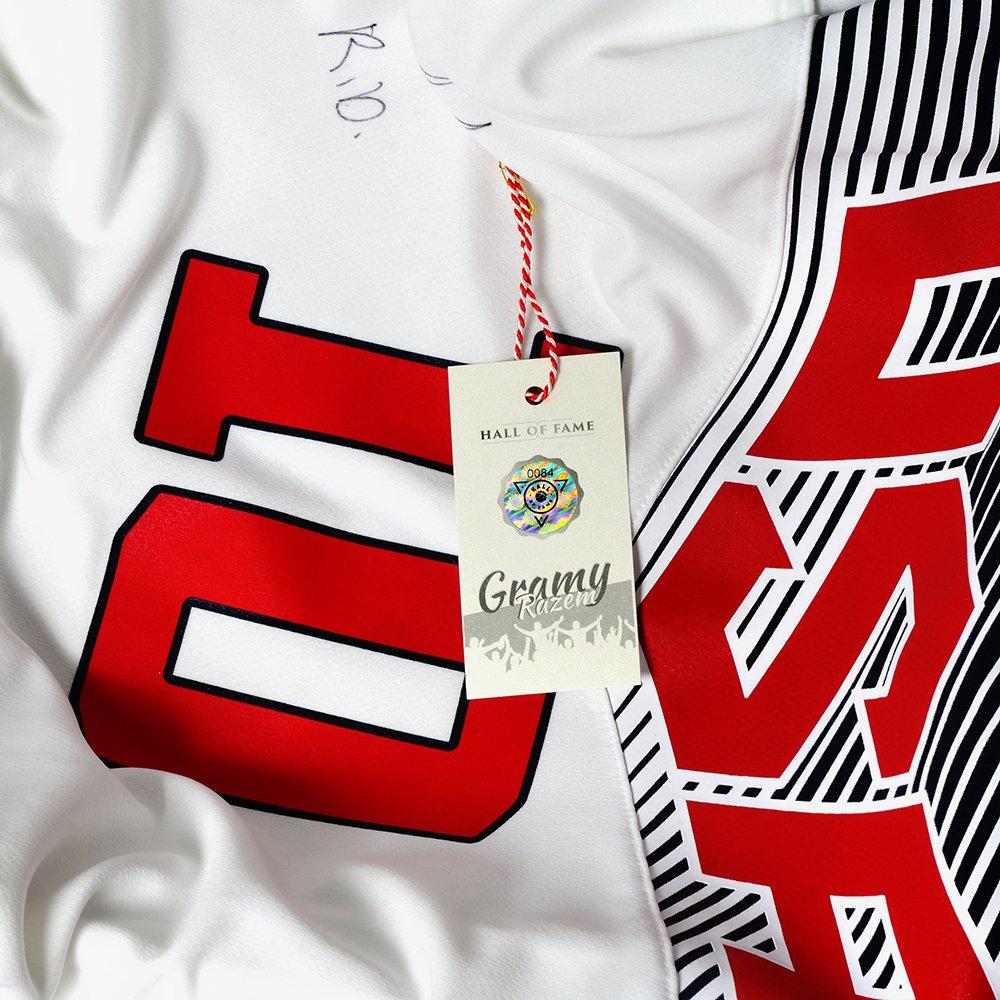 koszulka nike wc usab replica jersey z autografem drake'a (b0084)