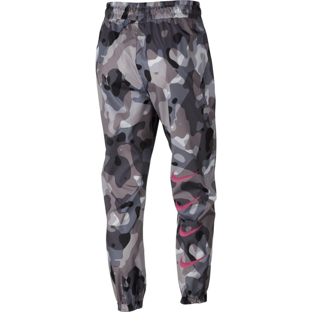 spodnie nike wmns nsw swoosh pant camo (932107-010)