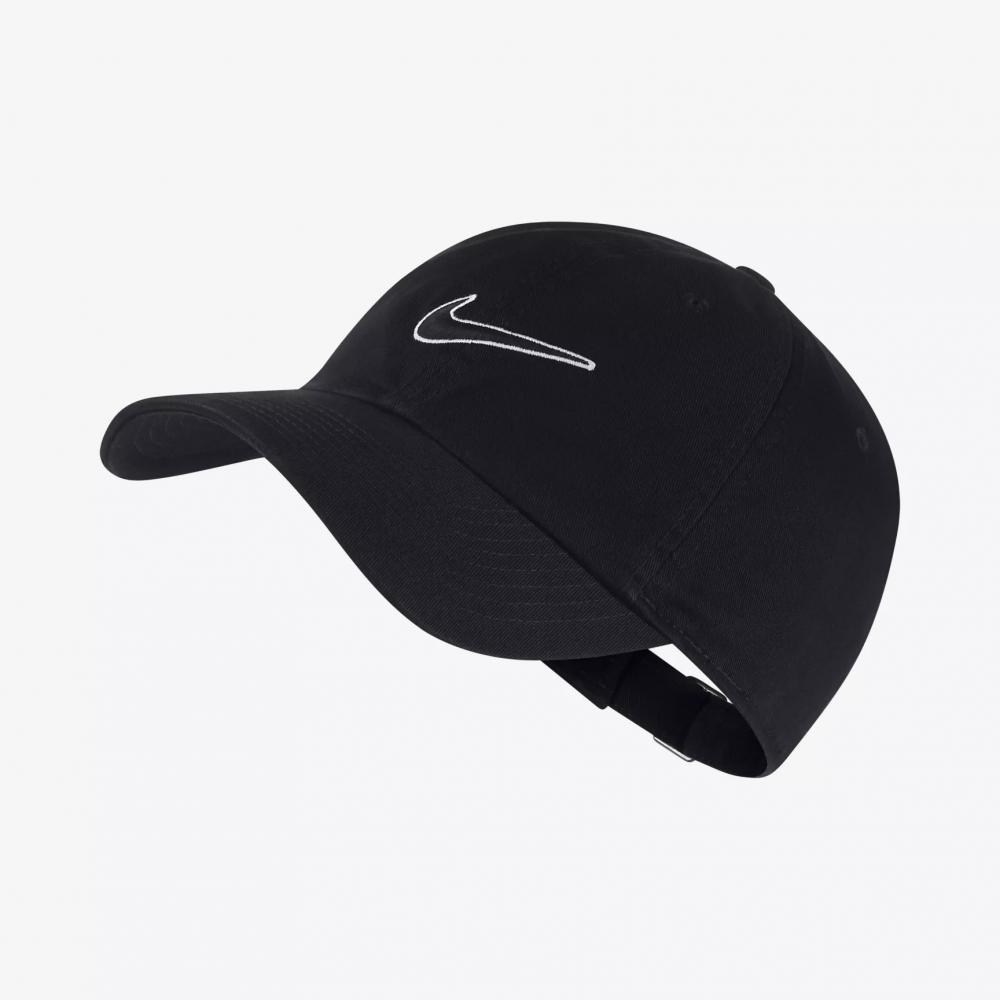 nike h86 cap essential swoosh (943091-010)