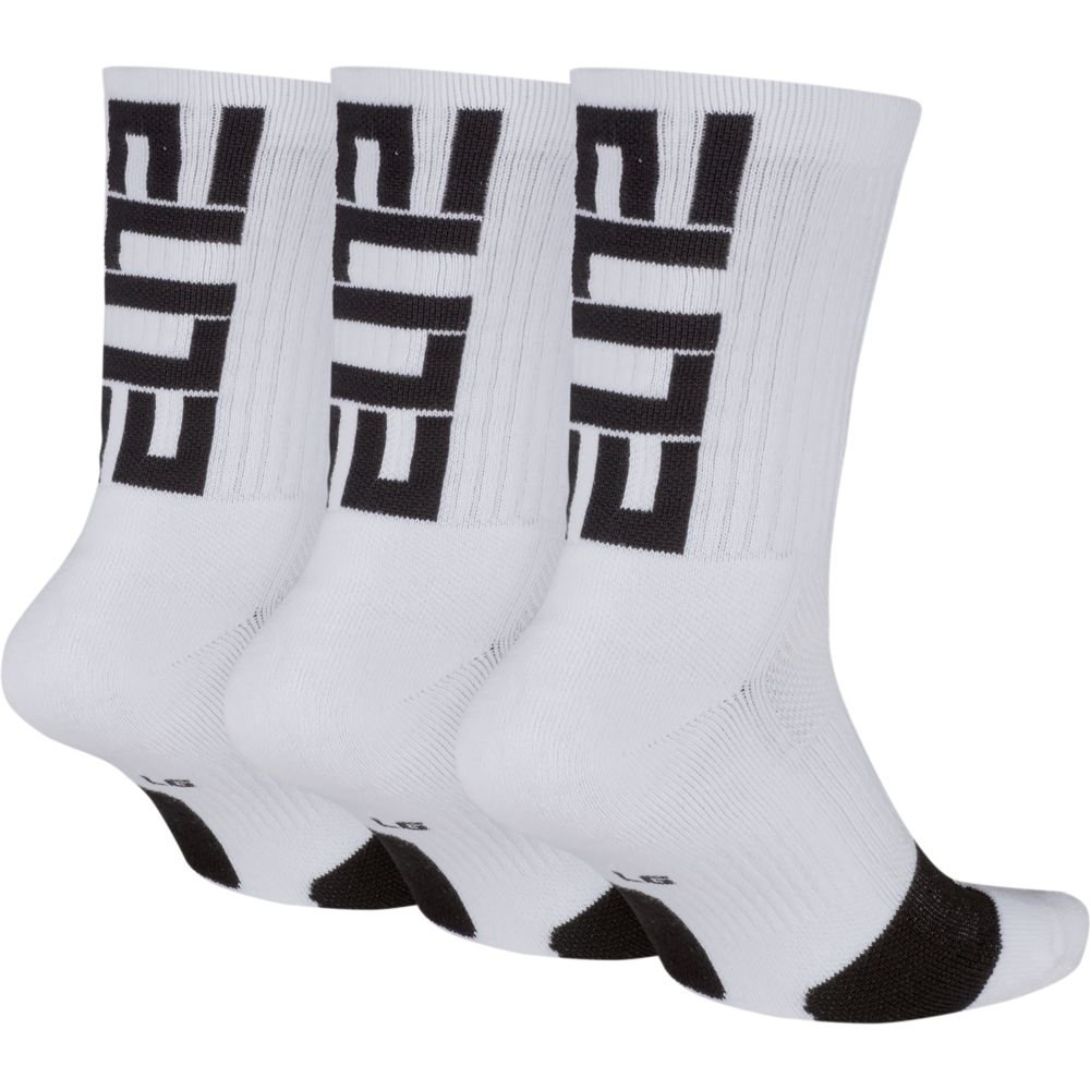 nike elite crew 3-pack (sx7627-100)