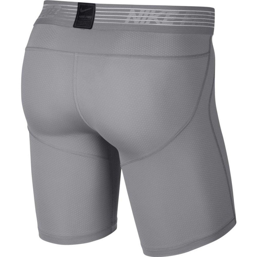 nike pro hypercool shorts m szare