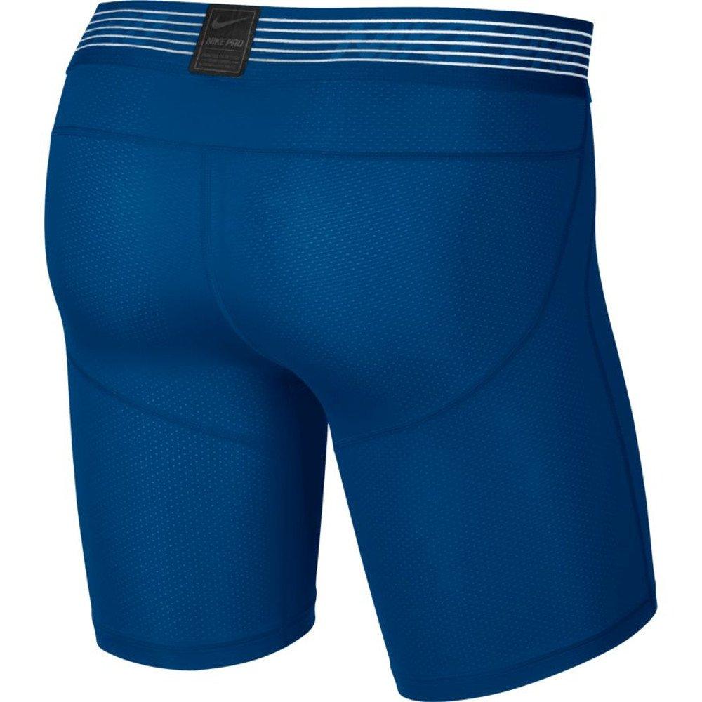 nike pro hypercool shorts m niebieskie