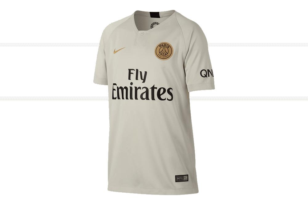 Koszulka Nike Paris Saint Germain A 1819 Breathe Stadium Junior (919254 073)