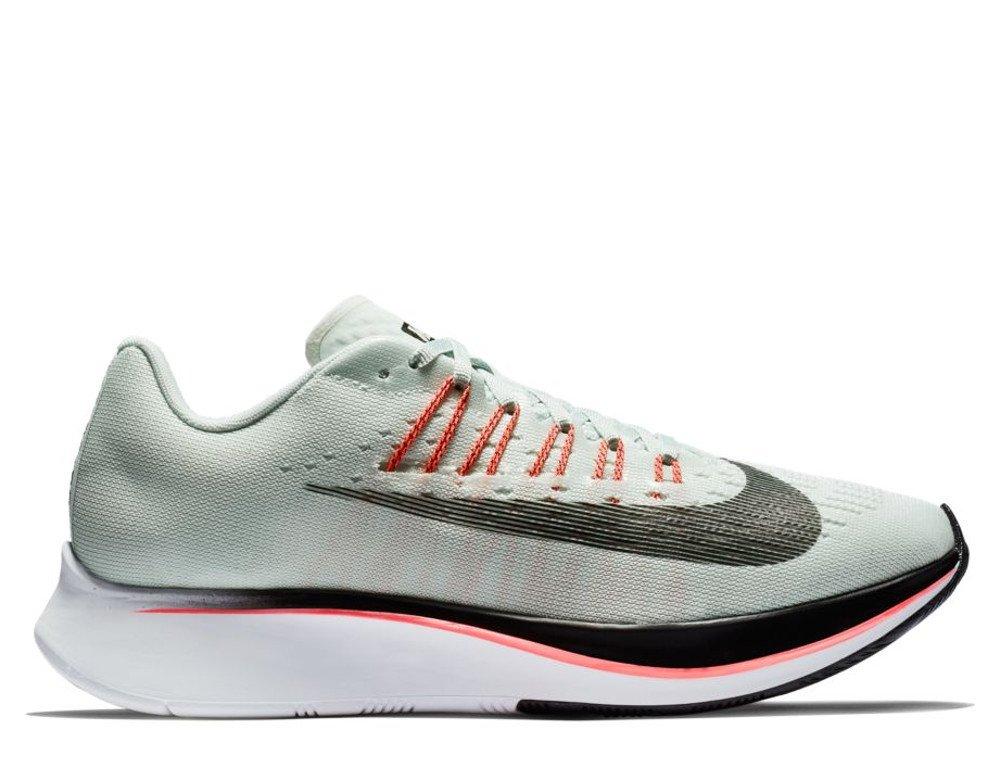 Nike Zoom Fly W Jasne Zielono Szare