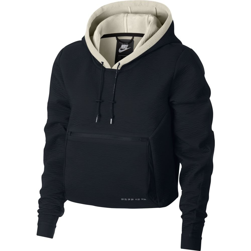 nike wmns nsw tech pack hoodie packable (930761-010)