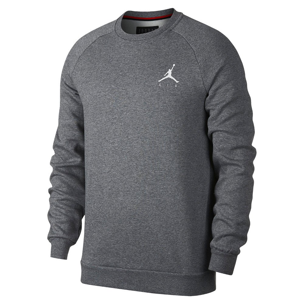 jordan jumpman fleece crew (940170-091)