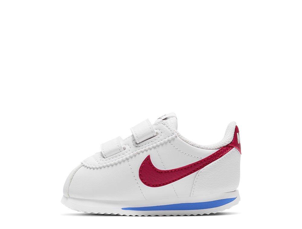 Nike Cortez Basic SL (TDV) biało czerwone