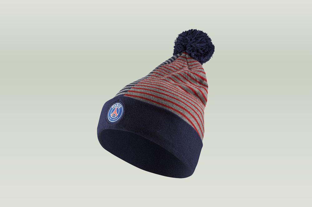 Czapka Zimowa Nike Paris Saint Germain Stripe (AO8593 410)