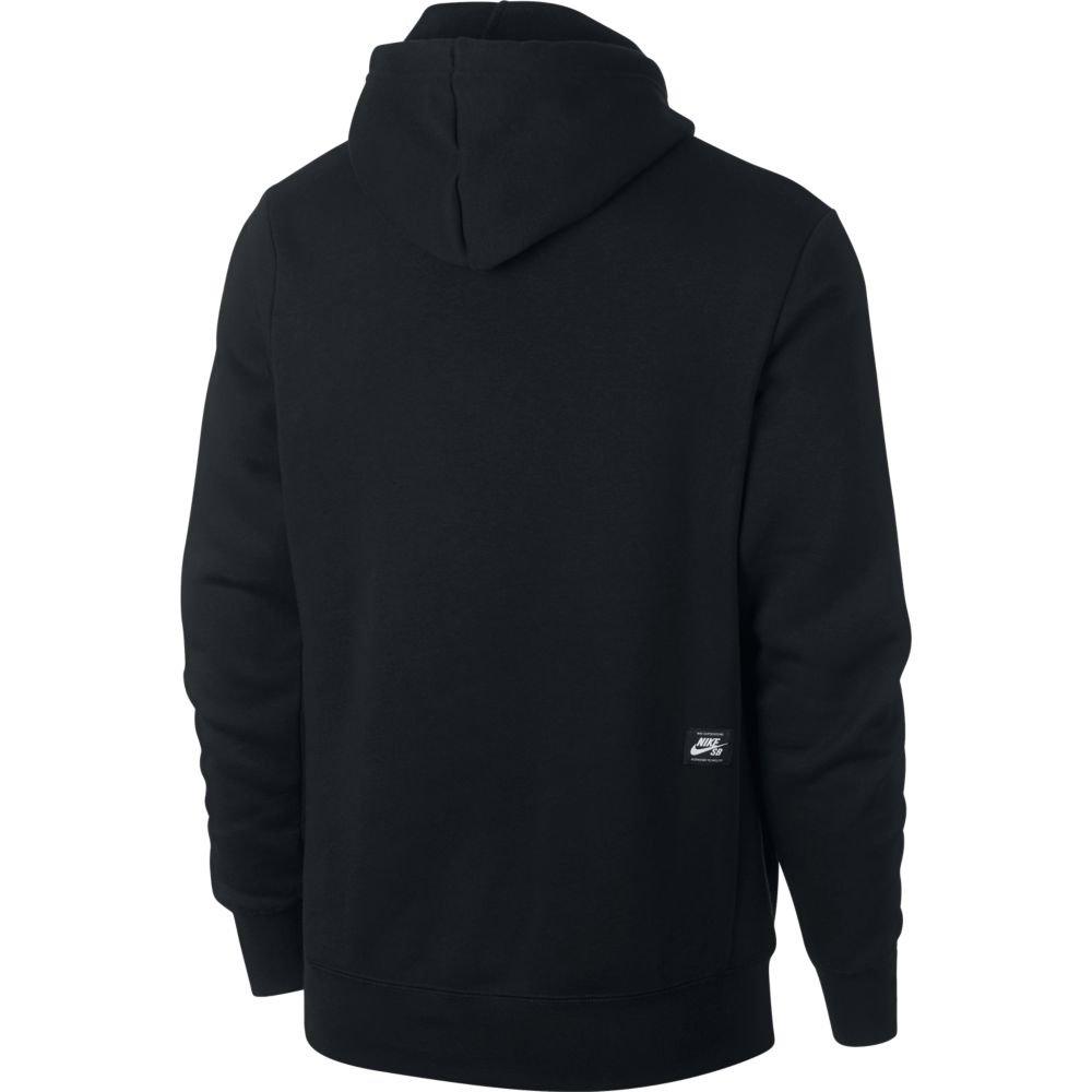 nike sb icon hoodie essential