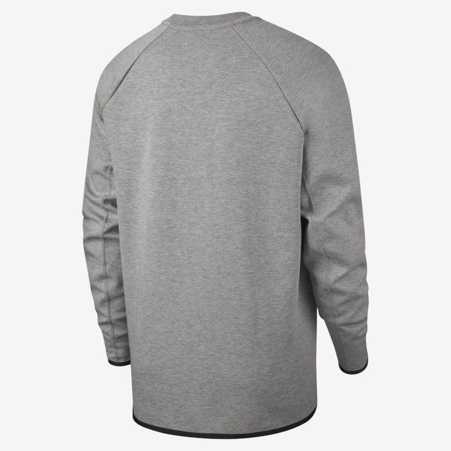 nike sportswear tech fleece crewneck (928471-063)