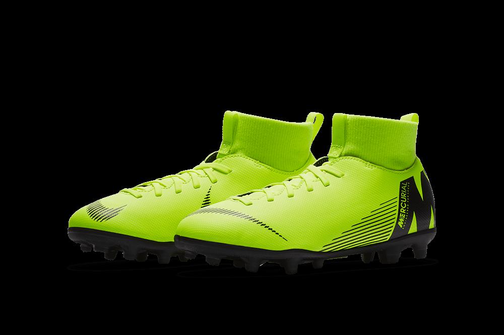 całkiem fajne delikatne kolory nowy autentyczny Nike Mercurial Superfly 6 Club FG/MG Junior