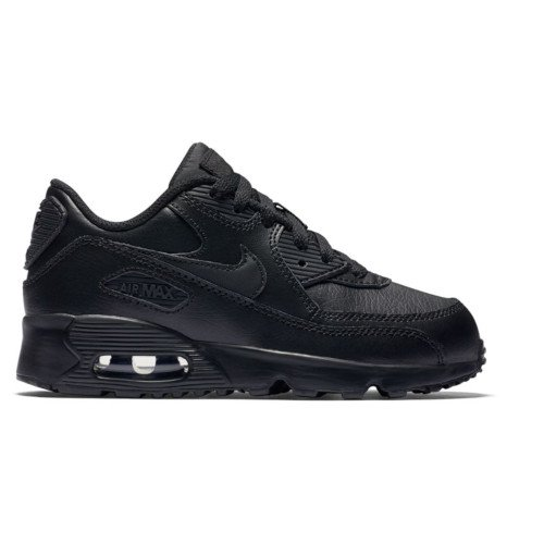 nike air max 90 leather (ps) czarne