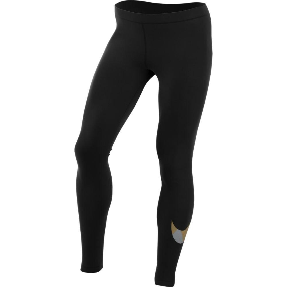 nike flash essential tights w czarne
