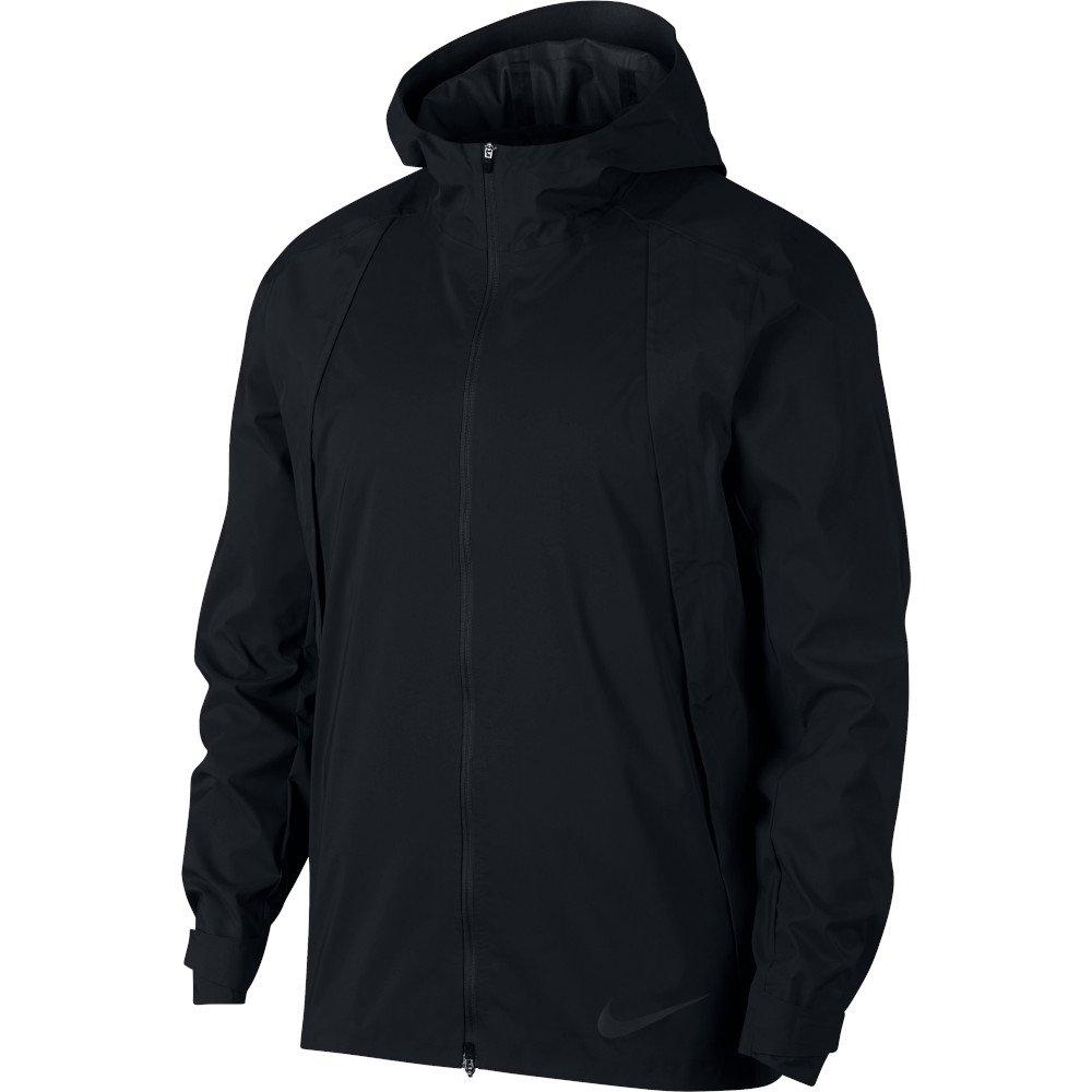 nike zonal aeroshield jacket m czarna