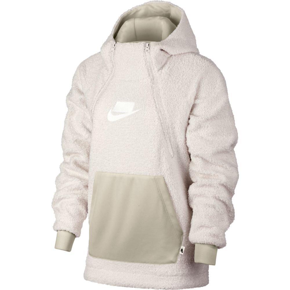 Nike Wmns NSW NSP Hoodie PO Sherpa (AJ7284 031)