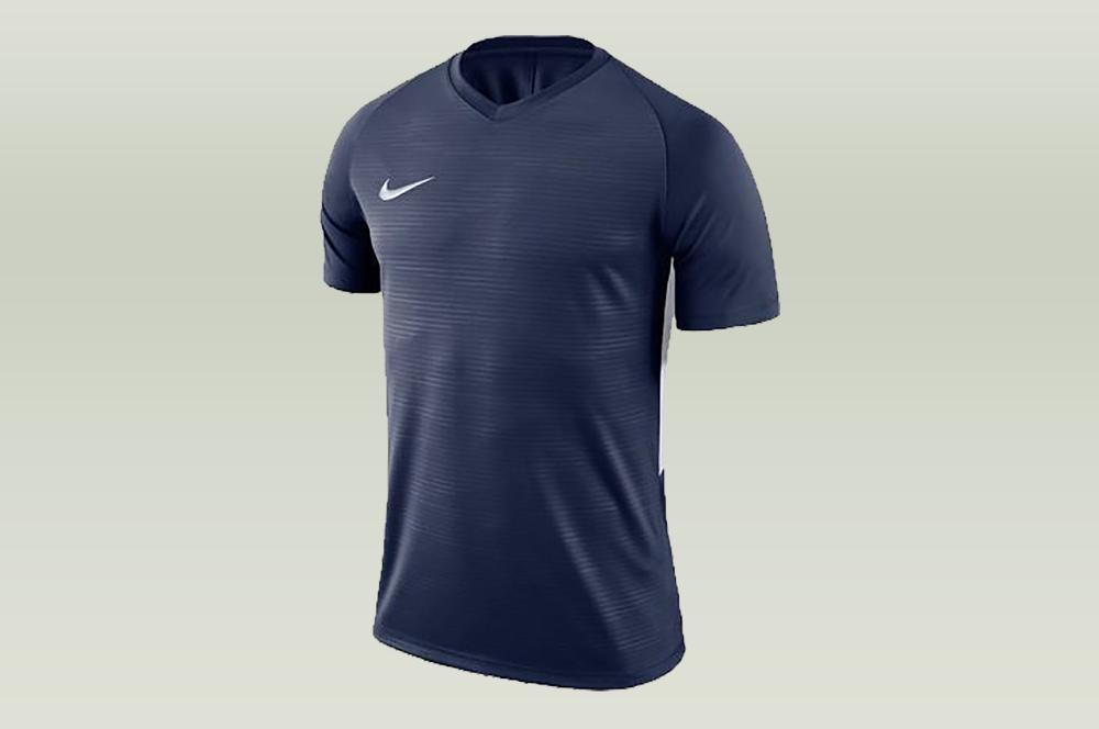 Dziecięca Koszulka Piłkarska Nike Dry Tiempo Premier Jersey (894111 302)