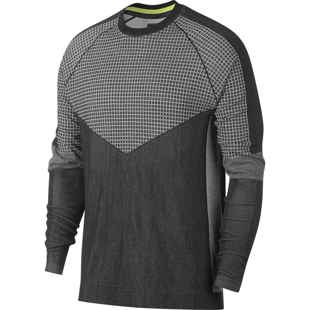 koszulka nike nsw tech pack top ls knit sc (ar1571-010)
