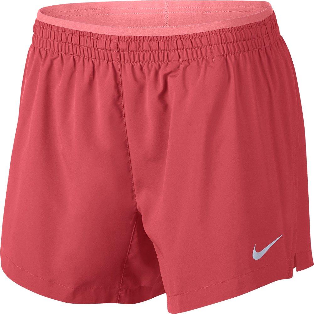 nike elevate 5 inch track shorts w ciemny-róż