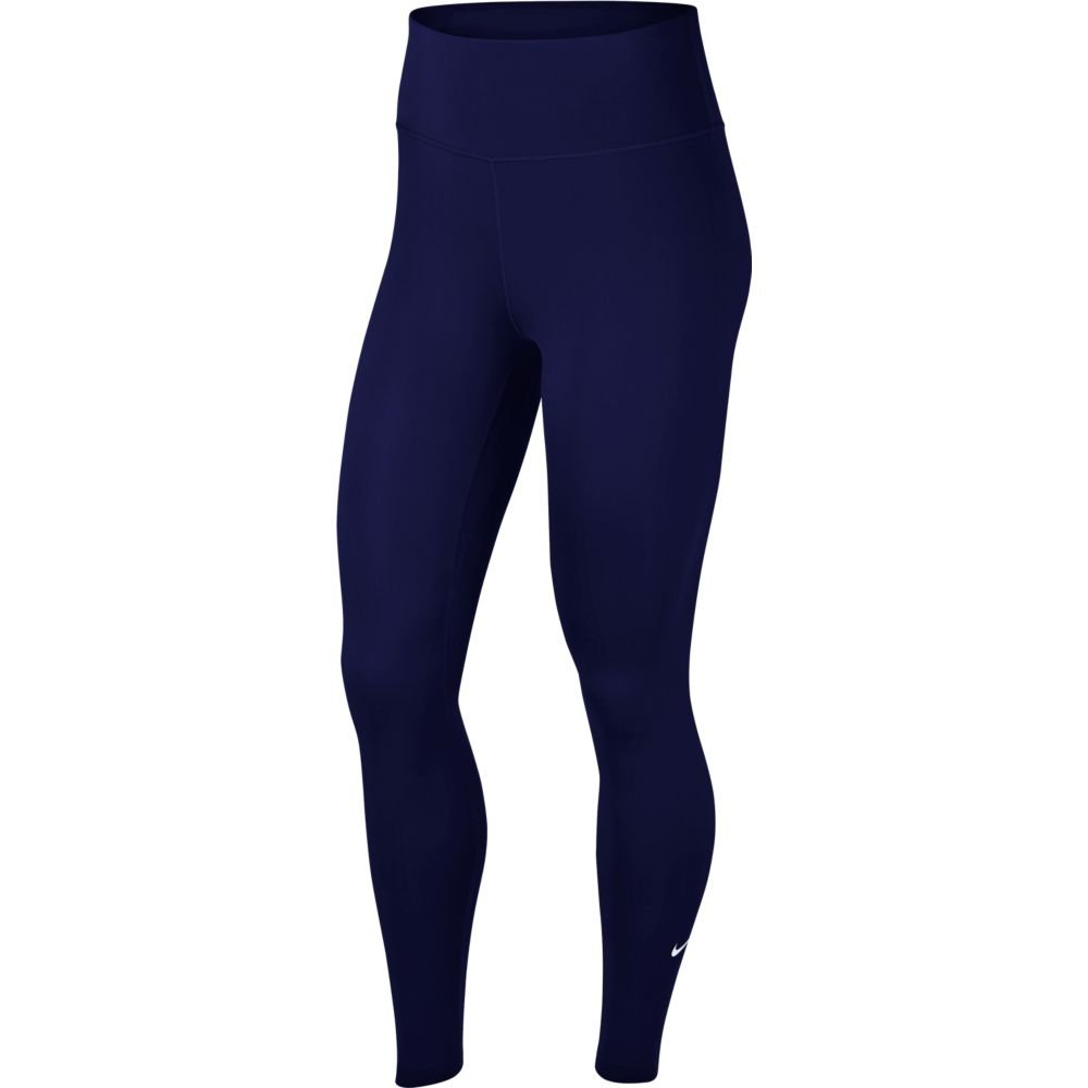 nike all-in tights w granatowe