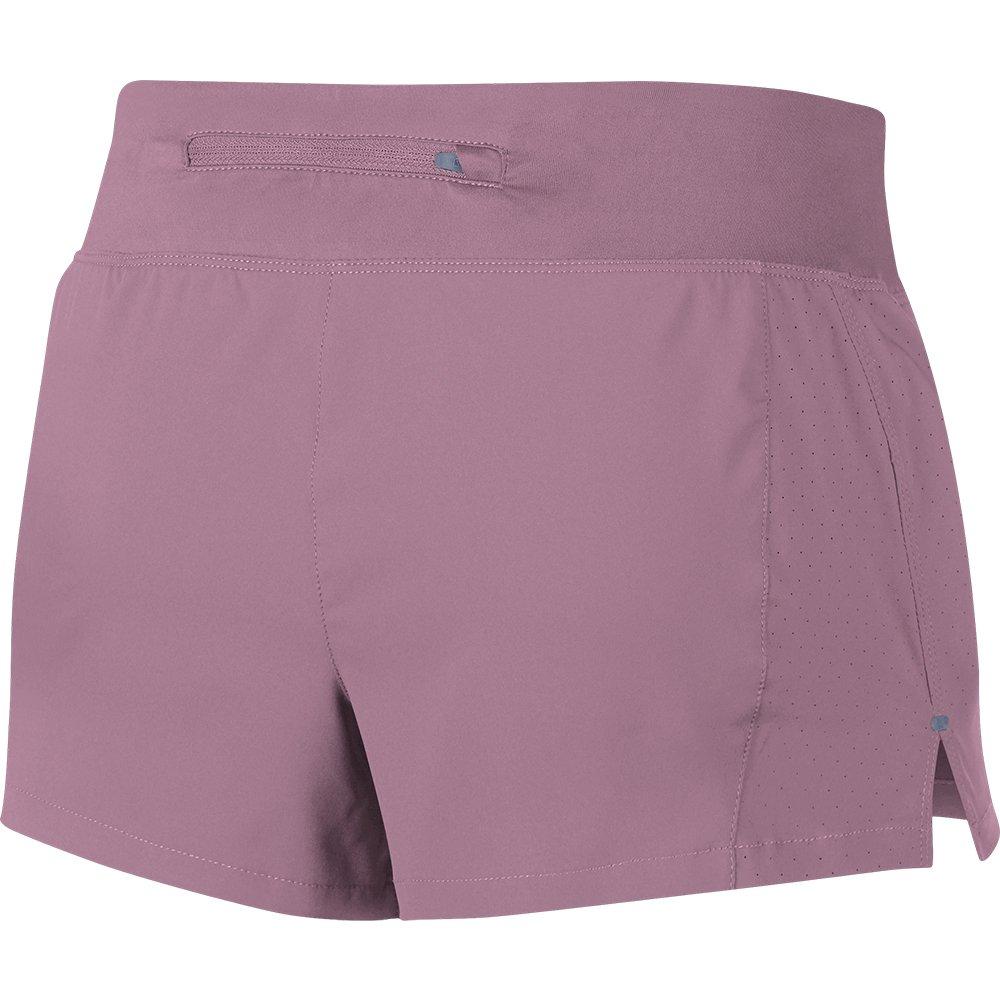 spodenki nike eclipse 3 inch shorts w pastelowo-fioletowe