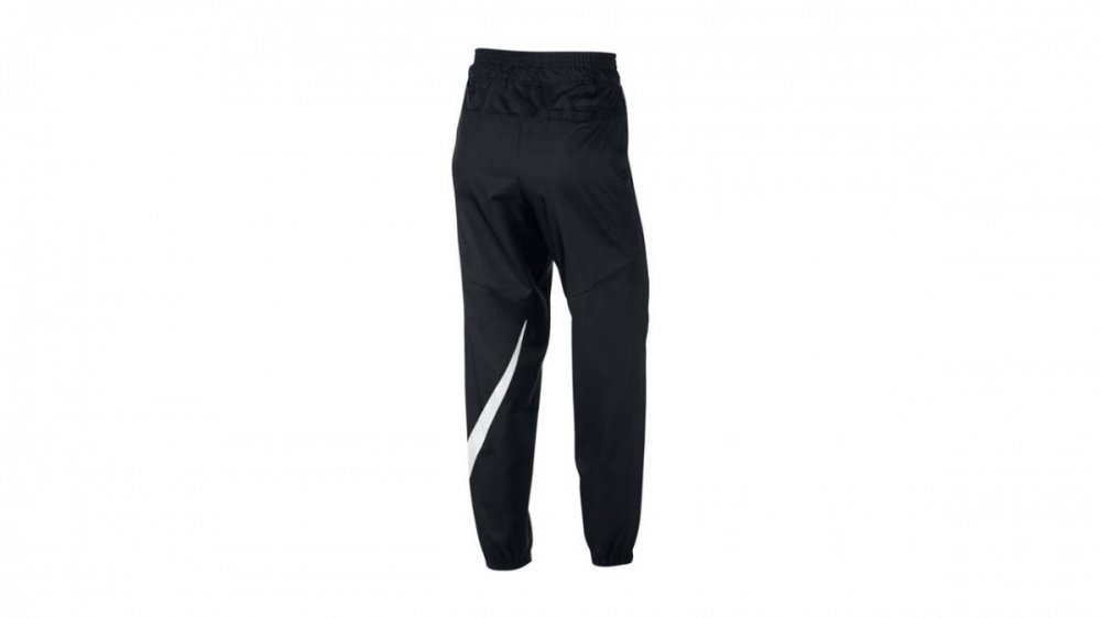 nike wmns nsw woven swoosh pant (ar3076-010)