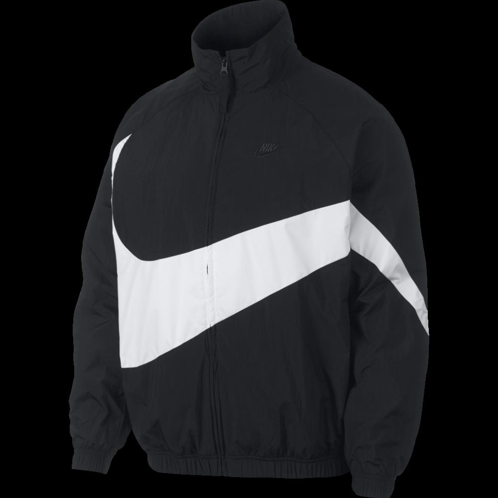 nike sportswear woven jacket (ar3132-010)