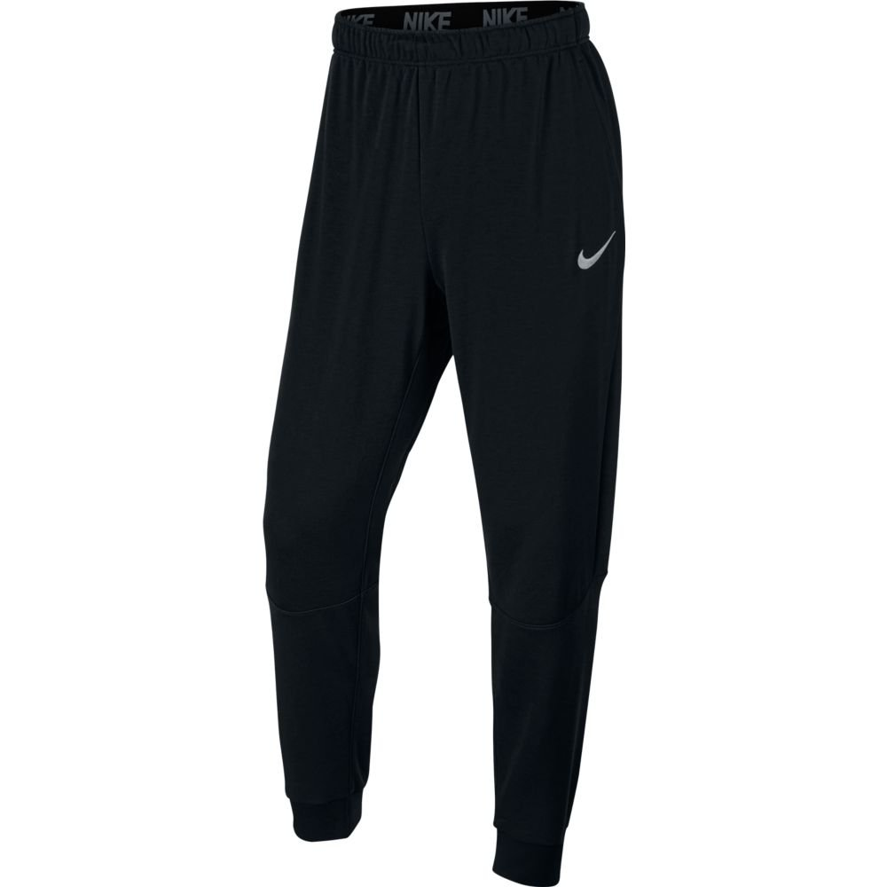 nike dri-fit fleece training trousers black