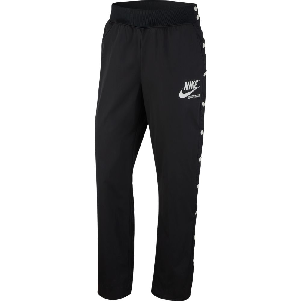 nike wmns nsw pant snap archive (920915-010)