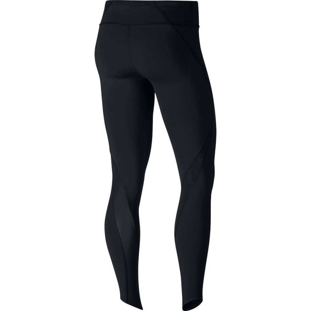 nike epic lux running tights w czarne