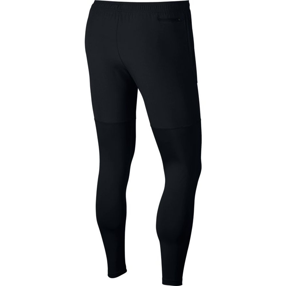 nike essential running pants m czarne