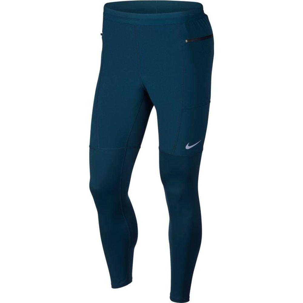 spodnie nike utility running pants m niebieskie