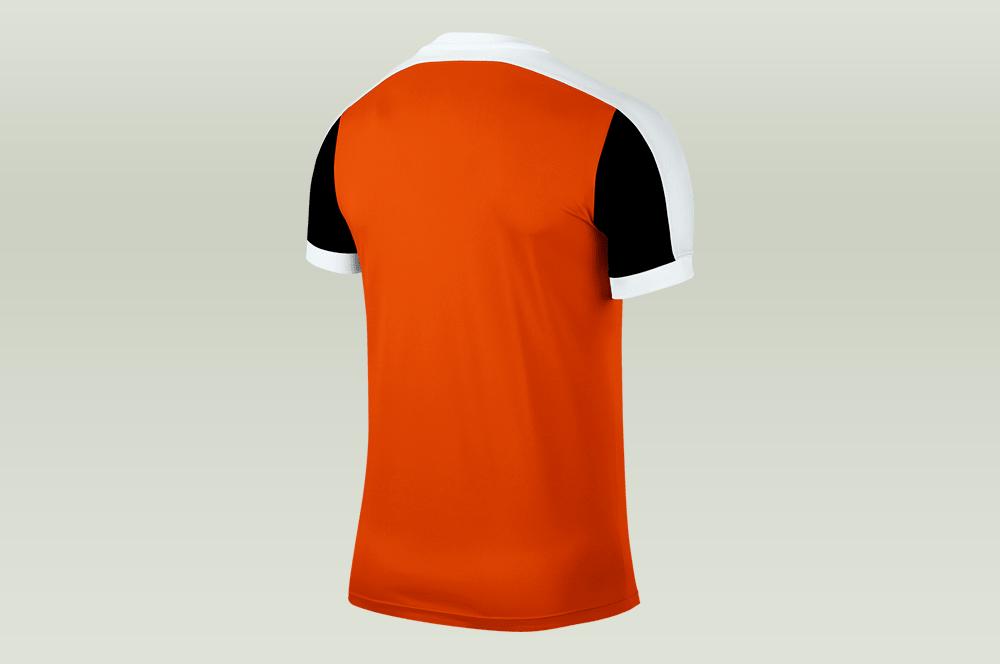 nike striker iv męska pomarańczowa