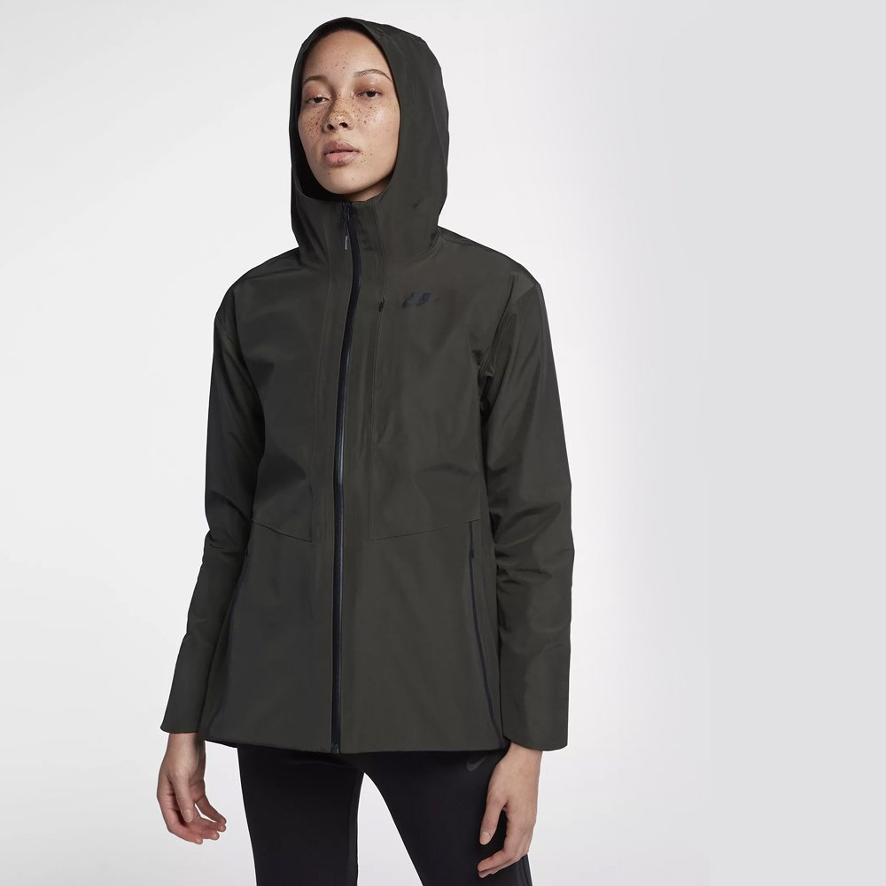 kurtka nike wmns nsw tech woven jacket (883489-355)