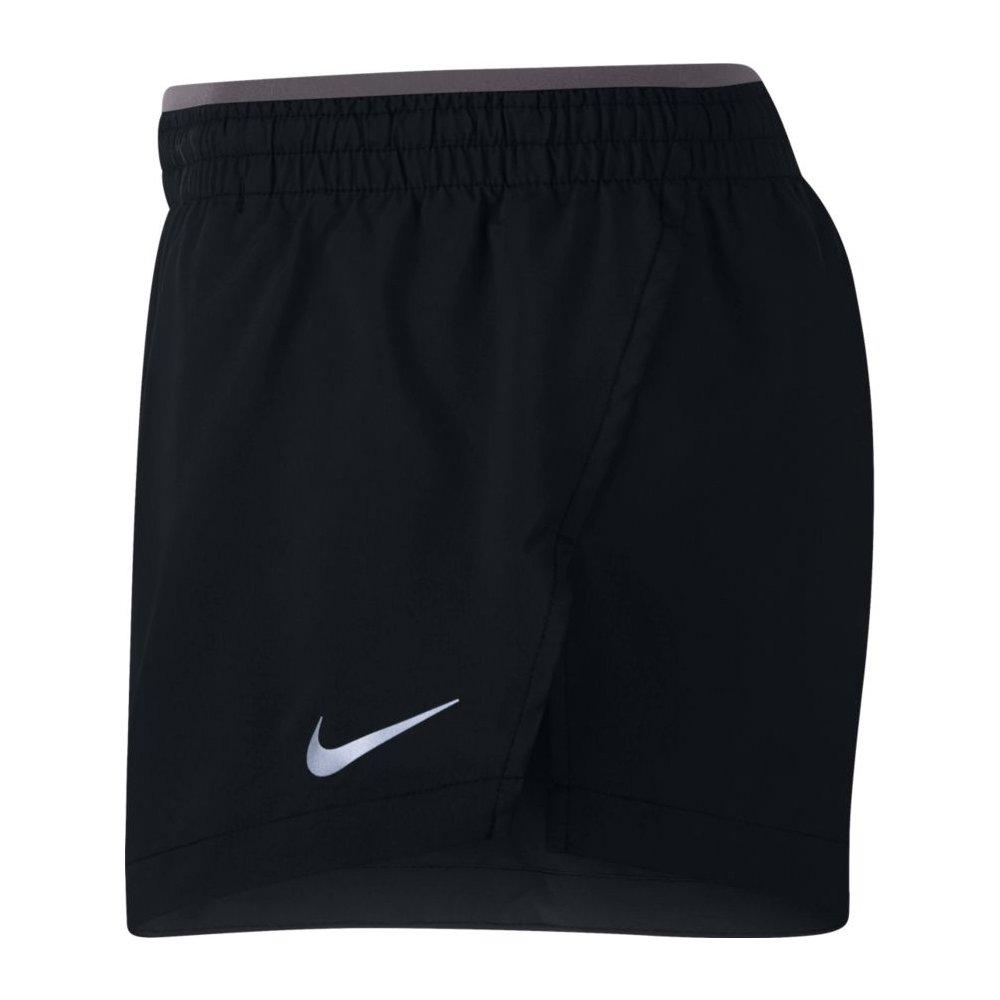 nike elevate running shorts short 3 inch w czarne