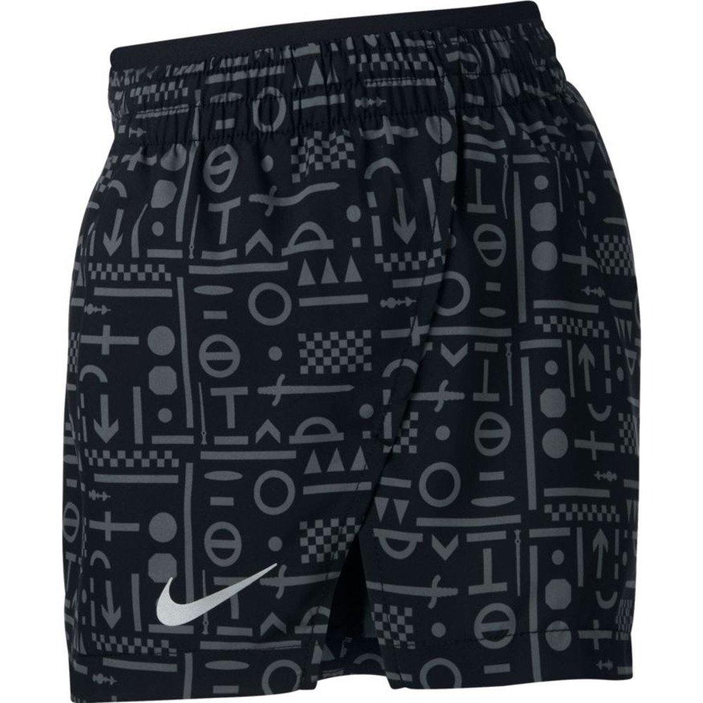 nike london 2018 - 3 inch shorts w czarne