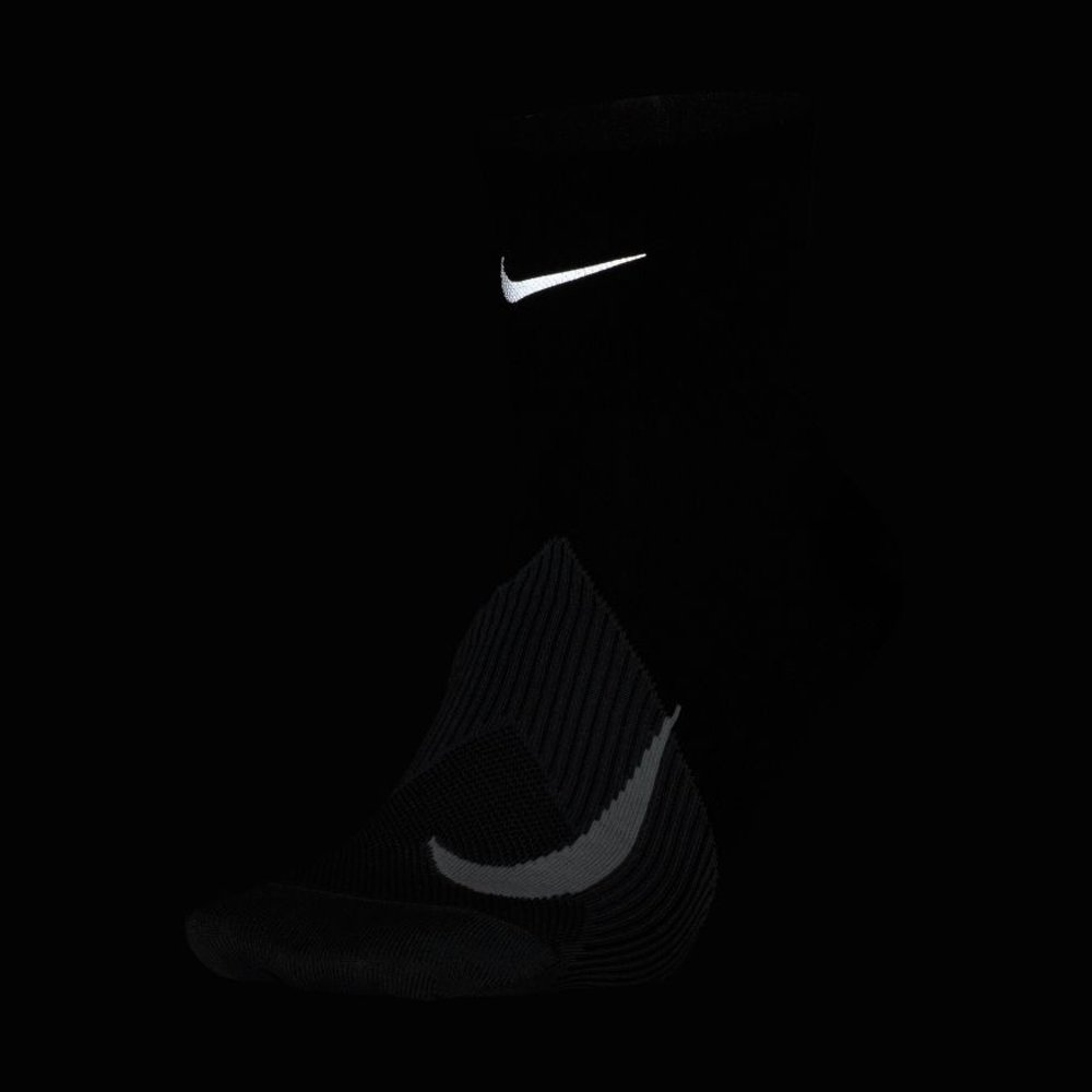 Nike Elite Lightweight Quarter Socks U Czarne | SX6263 010