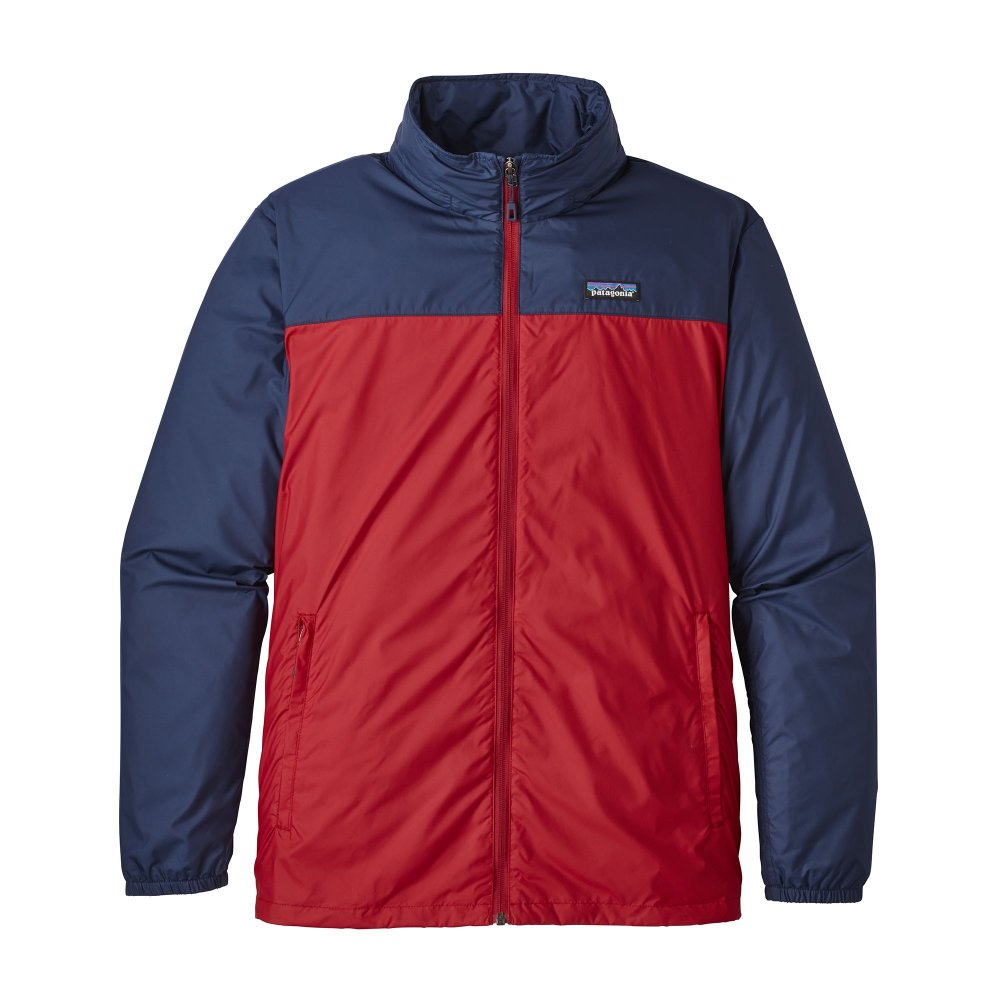 patagonia men's light & variable® jacket (27237-csrd)