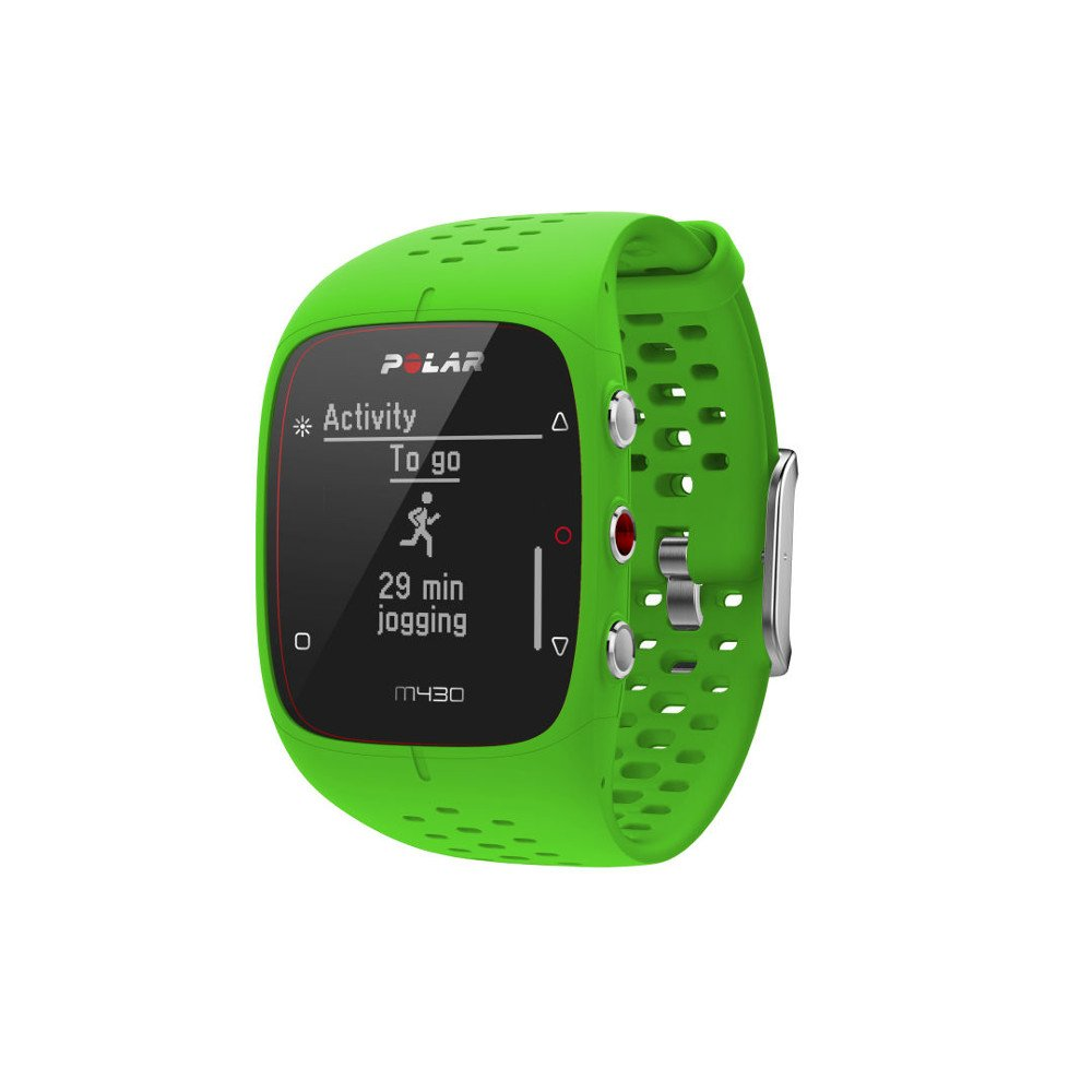 polar m430 zielony m/l