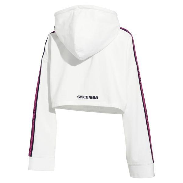 puma x fenty long sleeve cropped hoodie (57744003)