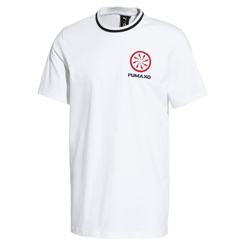puma x xo homeage to achive graphic t-shirt (57854702)
