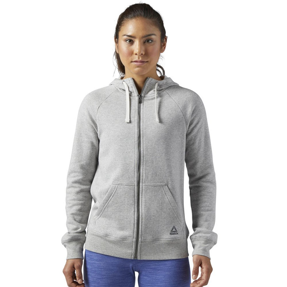 reebok elements fleece full zip