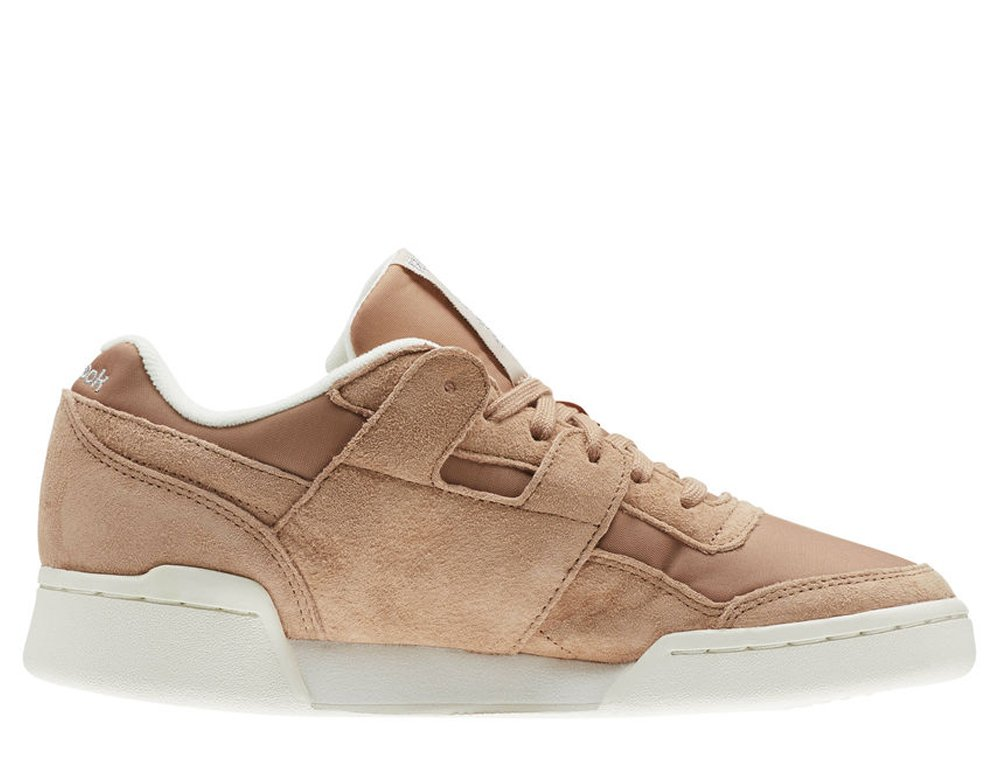 reebok workout lo plus bare damskie brązowe (cn3835)