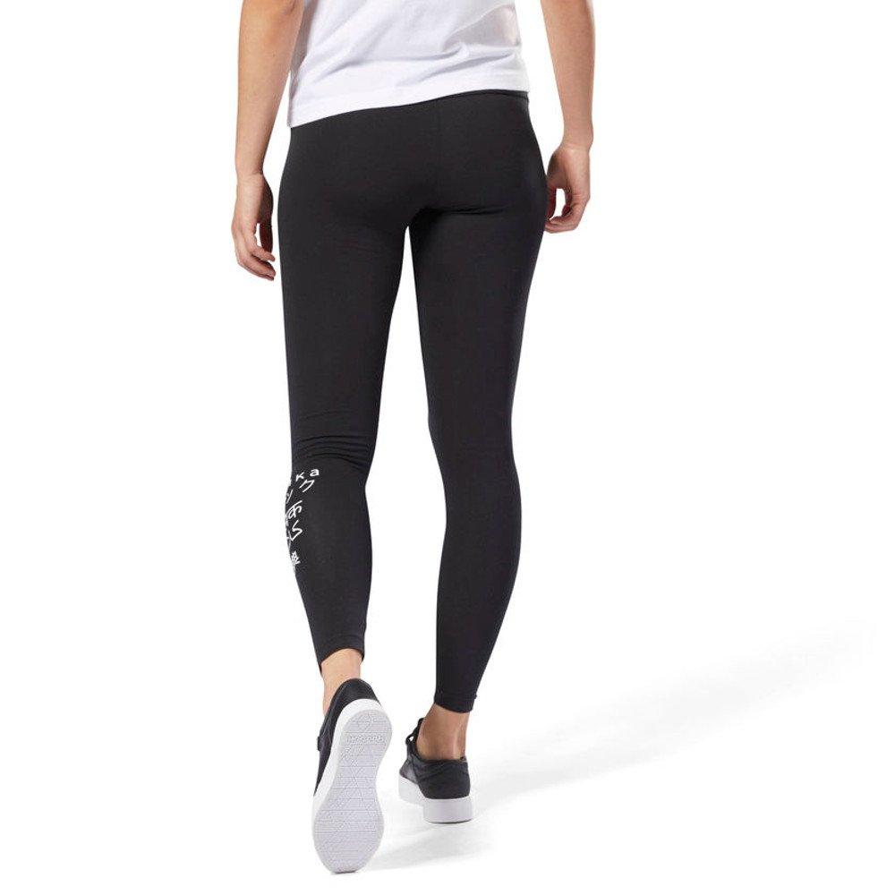 legginsy reebok gp legging (dh1281)