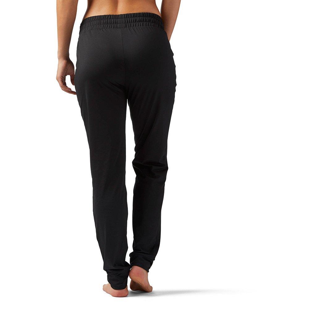 reebok workout ready jogger black