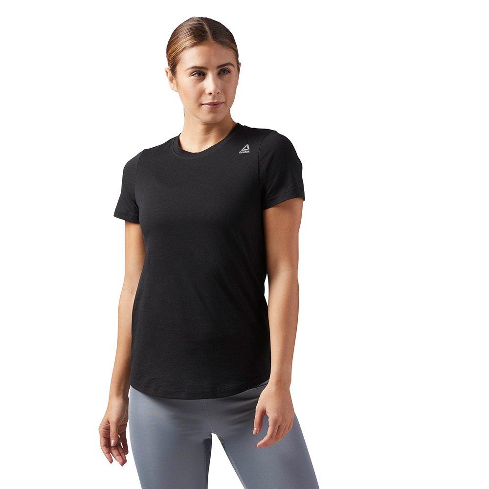 reebok workout ready sl tee black