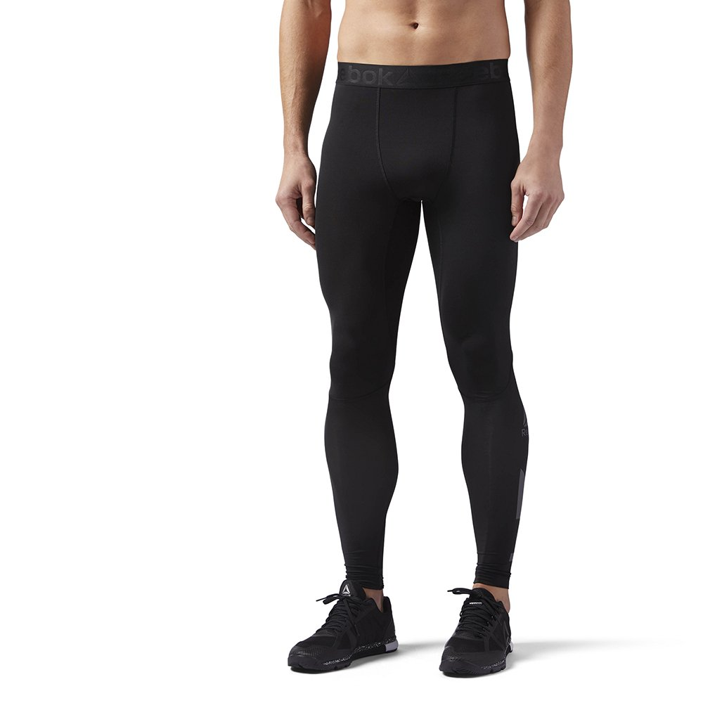 reebok workout ready leggings black