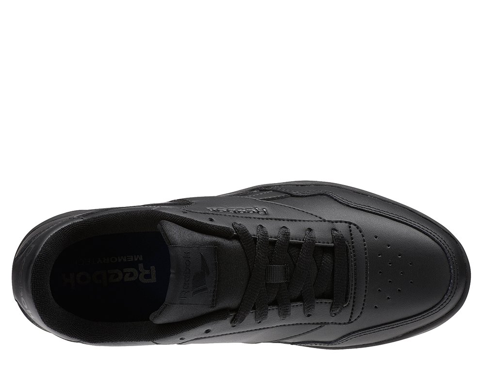 reebok royal techque t black